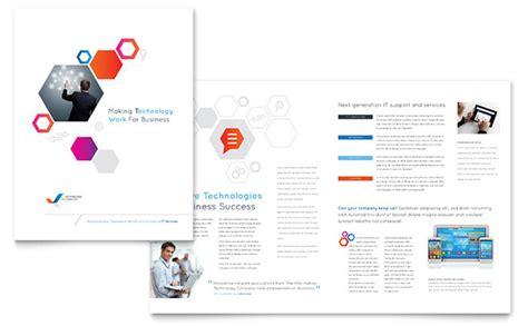 brochure template free microsoft word prade co lab co