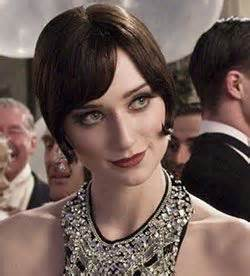 the great gatsby revives the 1920s inspired hairstyles elizabeth debicki with deep chestnut brown haircolor in