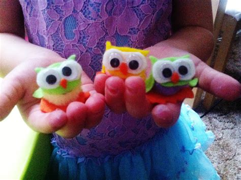 owl crafts for to make munchkintime baby owls craft for