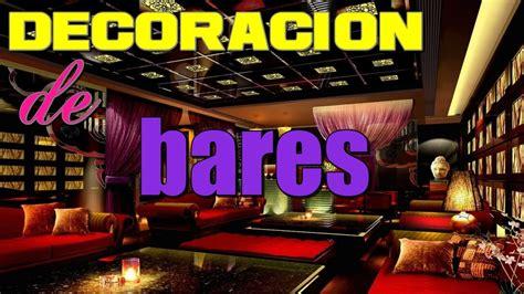 decoracion de bares como decorar un bar e ideas para - Decoracion De Bar