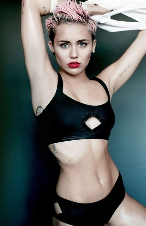 imagenes hot miley cyrus hot or not miley cyrus nearly nude look for latest issue