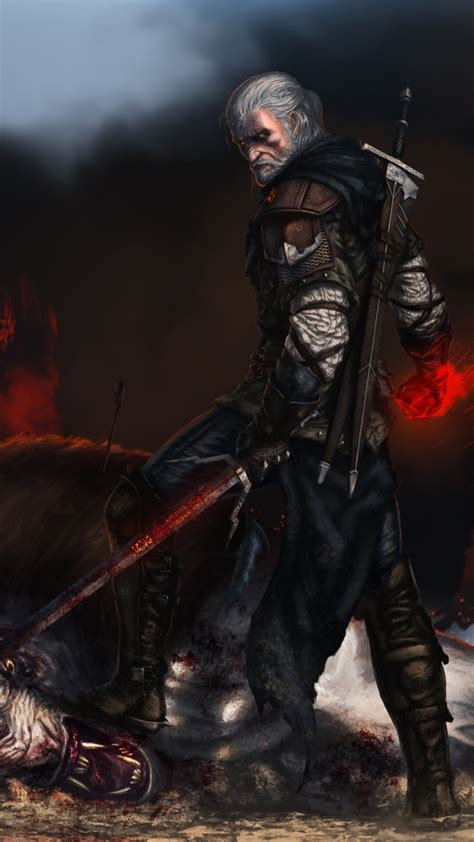 witcher wallpapers iphone impremedia net