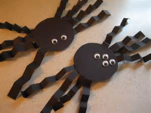 Halloween Decorations Made Of Paper Easy Halloween Decorations And Crafts To Save Money