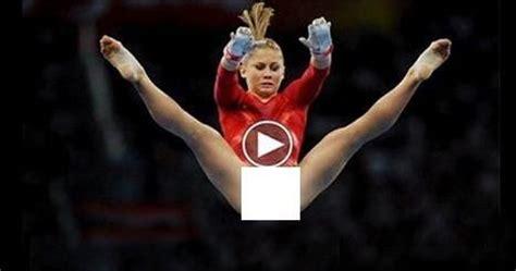 gymnast leotard rips image gallery olympic gymnastics ripped