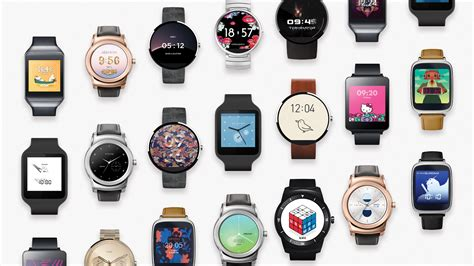 android wearables 17 new android wear smartwatch faces hit play wearables