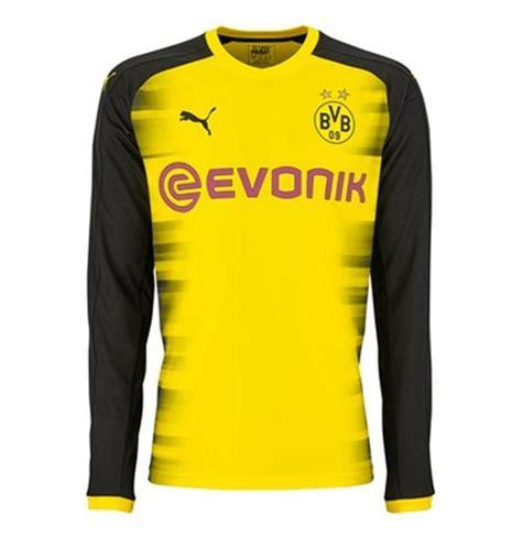 Jersey Dortmund Homecelana 2017 2018 camiseta comprida borussia dortmund 2017 2018 home por apenas r 270 40 no merchandisingplaza