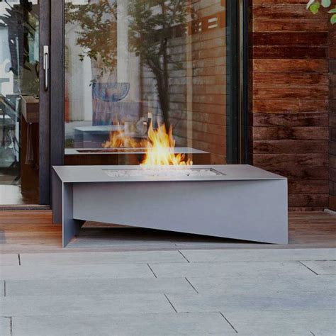 fire pits london england modern contemporary paloform