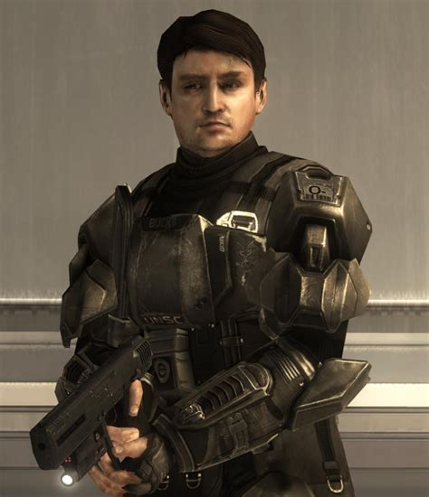 nathan fillion edward buck game informer july cover halo 5 halo