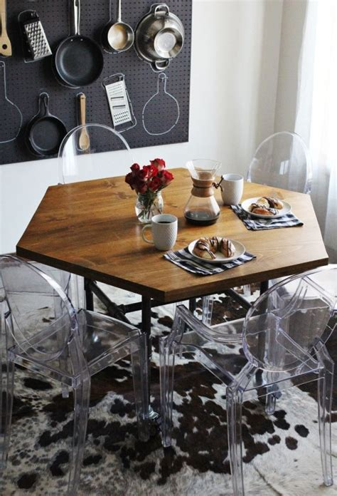 Diy Industrial Dining Room Table 7 Diy Industrial Dining Tables For Indoors And Outdoors Shelterness