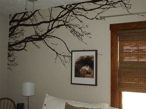 tree stencil for wall mural 55 best images about tree wall decals on trees removable wall and nursery decals