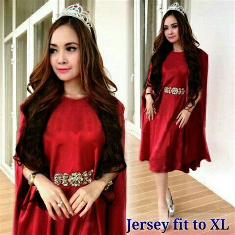 Supplier Baju Anggun Batwing Dress Hq model baju dress pendek batwing unik terbaru desain modis