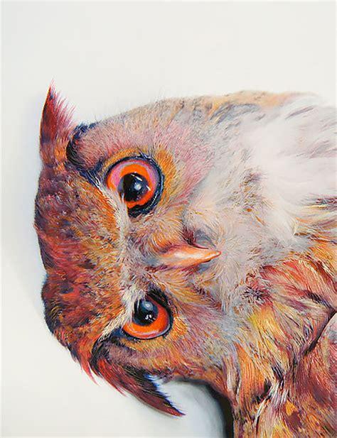 Owls By John Pusateri