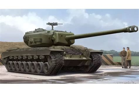 Why didn't the Americans mass produce the T34/T29 heavy ... T 34 American