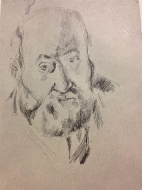 zanne sketchbook drawing at duke paul c 233 zanne