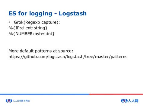 logstash pattern data types how elasticsearch lives in my devops life