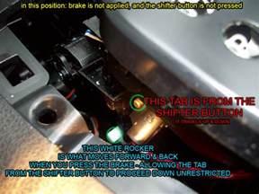 Nissan Altima Shift Lock Shifting Solenoid Location Nissan Sentra Get Free Image