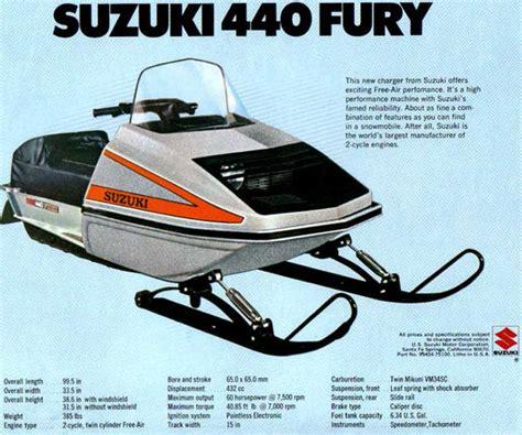 Suzuki Fury For Sale The Cat Legacy
