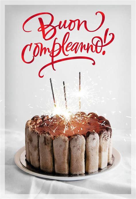 Italian Birthday Wishes Cards buon compleanno italian language birthday card greeting