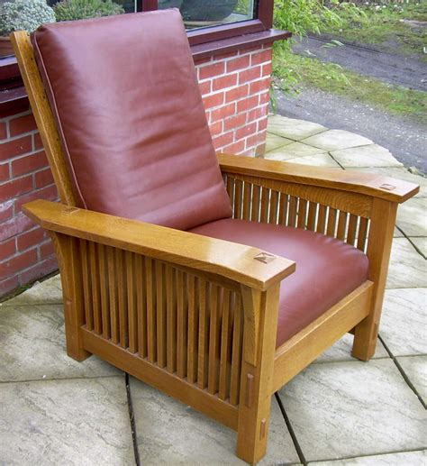 vintage recliner antiques atlas a stickley reclining chair