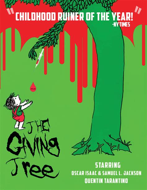 trees the giving tree and review new tarantino adaptation of the giving tree