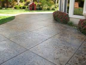 best 25 sted concrete patios ideas on