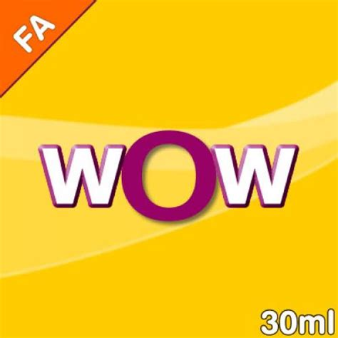 e motions wow flavor concentrate by fa 1oz wizard labs