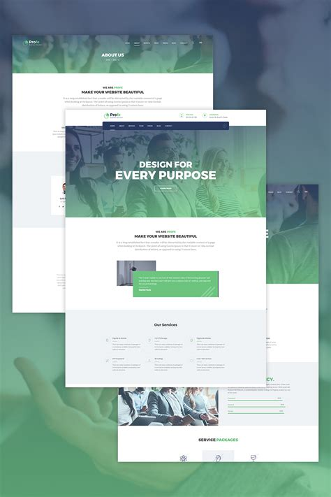 template personalizado consultoria de conte do por um pre o tema wordpress flex 237 vel para sites de consultoria 68558