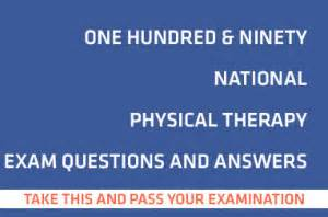 physical therapy practice questions archives career