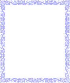 Blue border clip art at clker com vector clip art online royalty