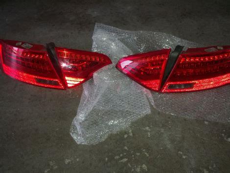 Audi A5 Facelift R Ckleuchten by Audi A5 Facelift R 252 Ckleuchten Led Biete