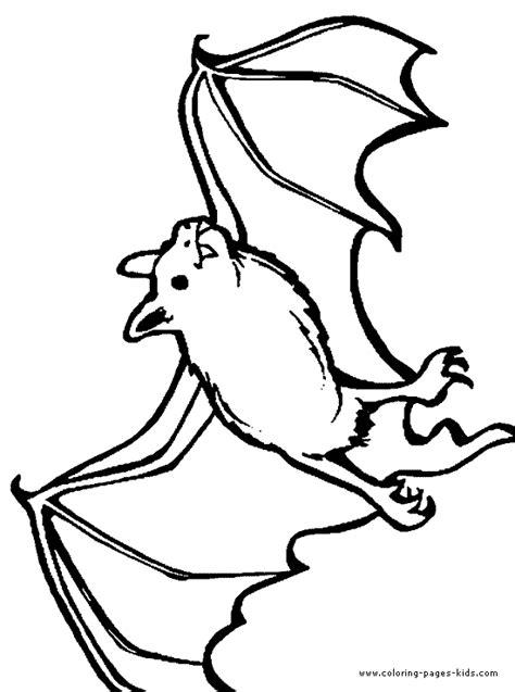 bat coloring pages preschool bat coloring bats animal coloring pages color plate