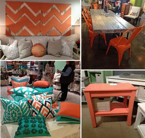teal and orange bedroom ideas color trends from high point furniture market hgtv