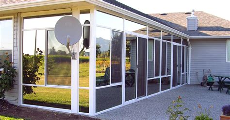 Patio Windbreak Awning Windbreak Glass Walls Clear Choice Glass Construction