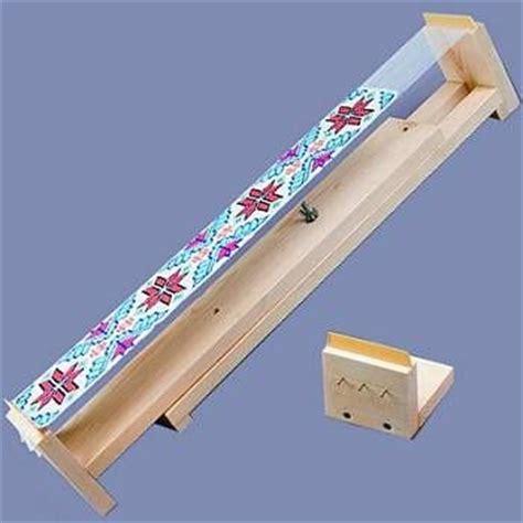 deluxe adjustable bead loom  style beading