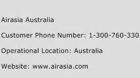 airasia number airasia australia customer service phone number contact