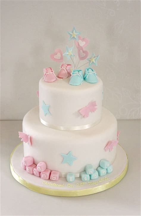 Home Decorating Courses Online by Baby Christening The Fairy Cakery Cake Decoration