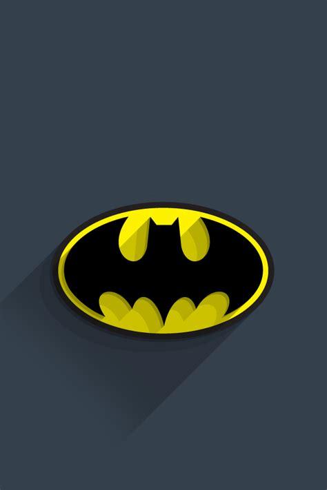 Batman Logo A0193 Iphone 7 batman logo iphone wallpaper wallpapersafari