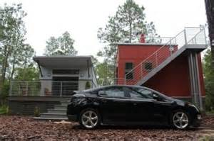 clayton house modern prefab built quot sustainable community tiny green faberhaus opens quebec