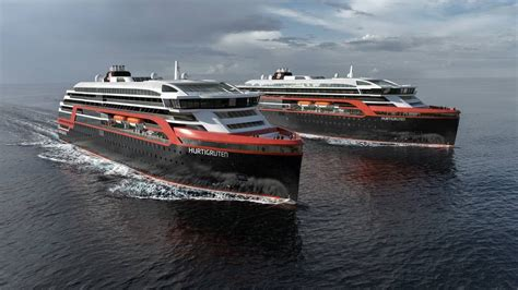 norwegian cruise april 2019 hurtigruten orders two new ships for 2018 and 2019