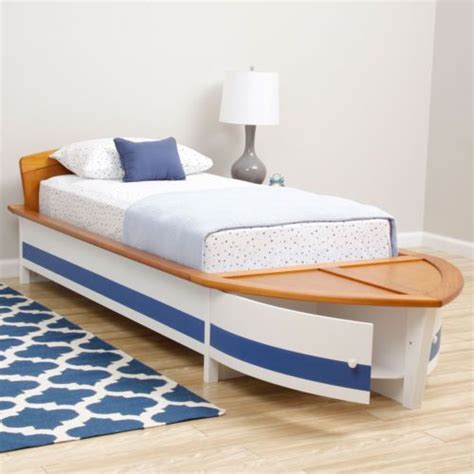 twin boat bed bonanza com starboard twin size boat bed bedroom room