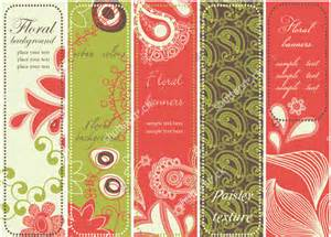 Bookmark Design Templates by Bookmark Design Template 31 Free Psd Ai Vector Eps