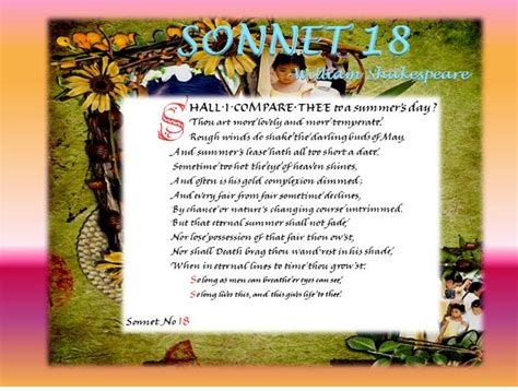 hamlet themes morality 3 0 lesson 1 a sonnet 18 by william shakespeare
