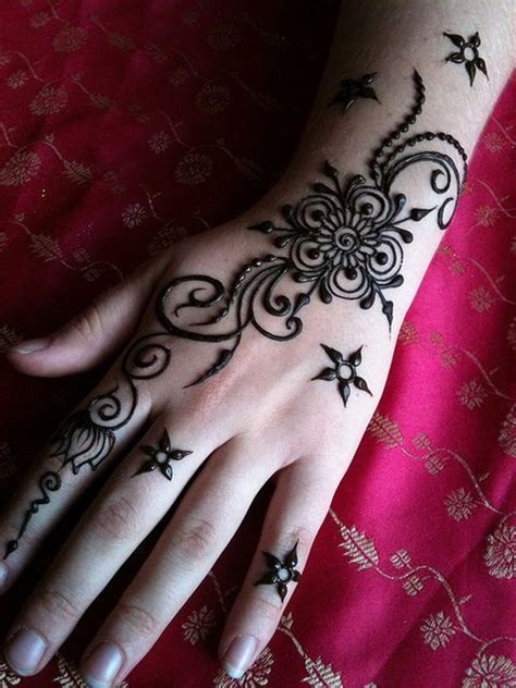 henna tattoo on back hand dubai henna best mehndi designs new mehendi design