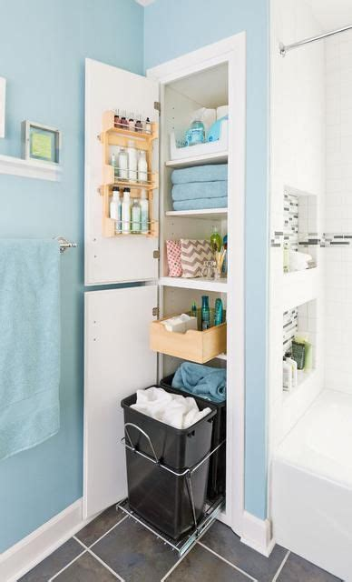 Small Bathroom Closet Ideas Best 25 Bathroom Storage Ideas On Pinterest