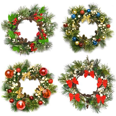 4 designer christmas garlands 01 hd pictures