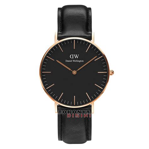 Jam Tangan Daniel Wellington Classic Sheffield termurah daniel wellington classic black sheffield 36mm