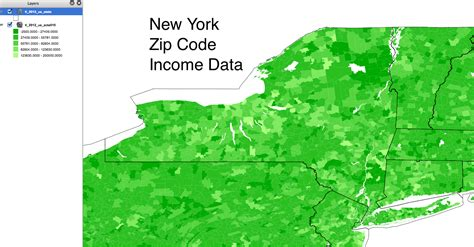 zip code map qgis where to find the most current us zip code income data