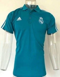 Kaos Real Madrid 2017 2018 jual kaos polo shirt real madrid tosca 2017 2018 adol