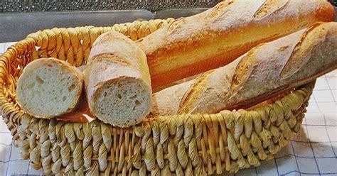 cara membuat roti french bread cara membuat roti baguette prancis resep masakan indonesia