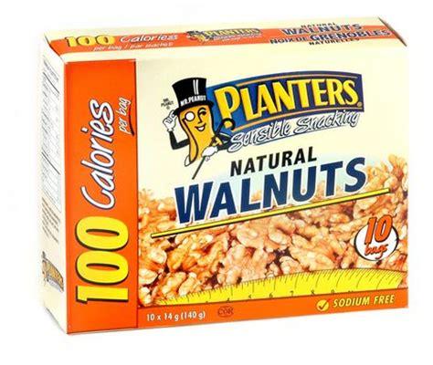 Planters Walnuts by Planters Sensible Snacking Walnuts Walmart Ca